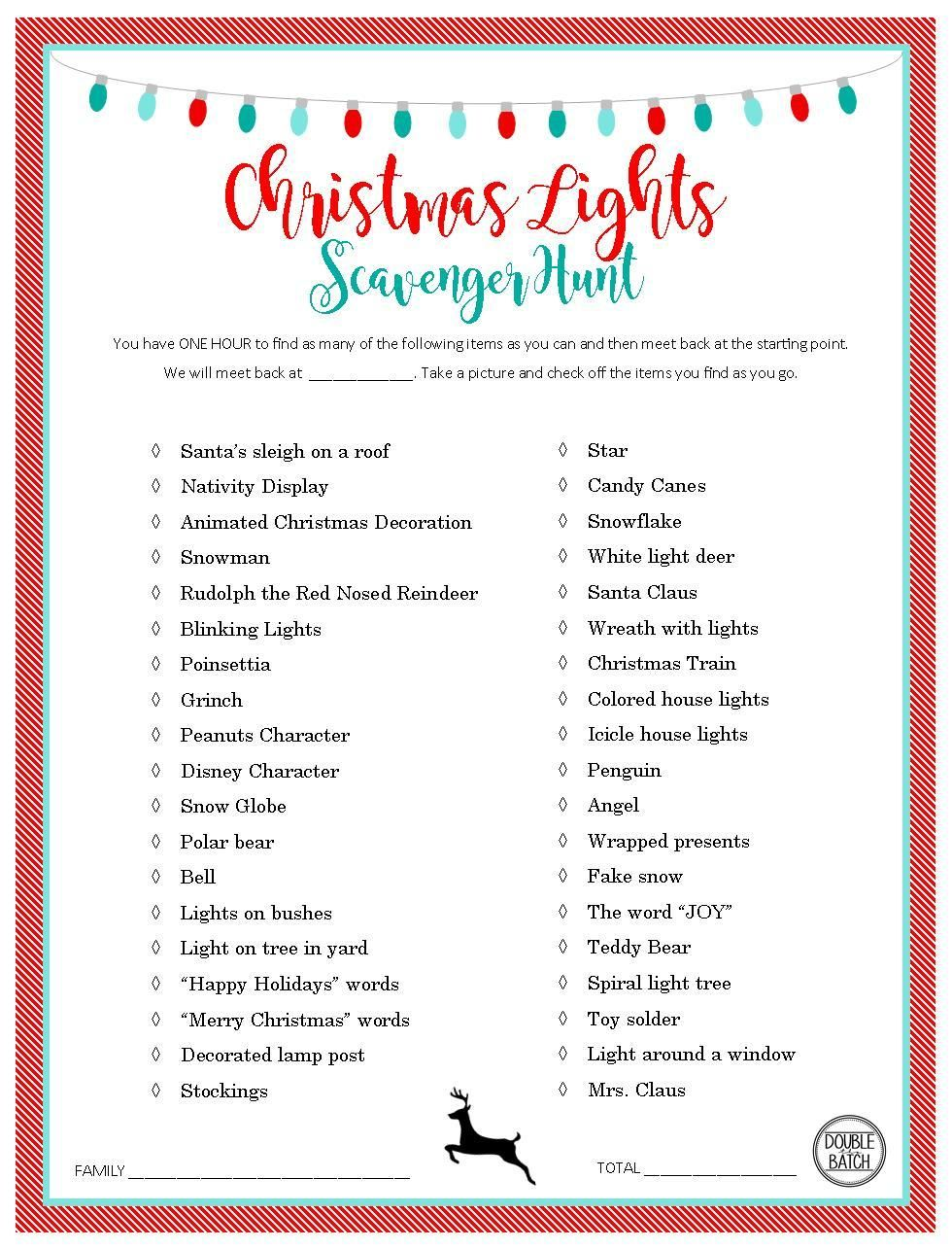 Free Printable Invitations Christmas Party Invitation