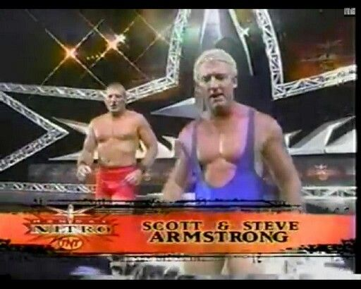 Resultado de imagen para scott armstrong wrestler