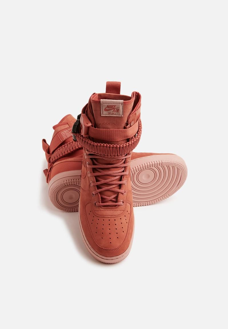 Nike Air Max 1 Premium SC Mens Lifestyle Shoes Dusty Peach