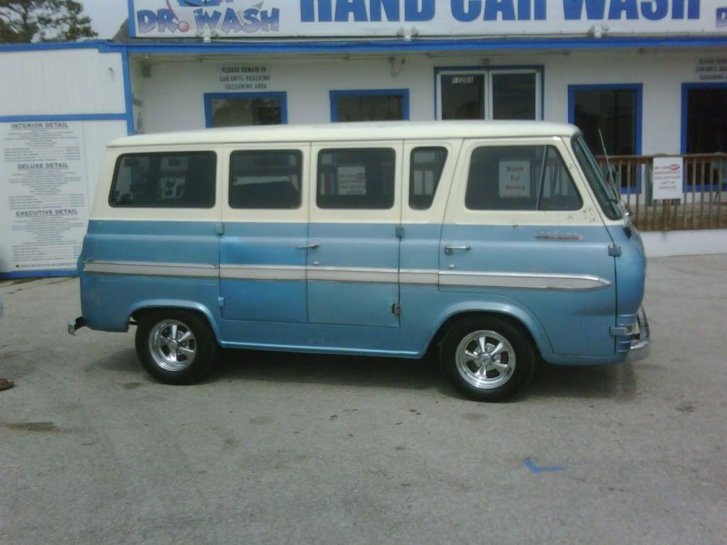 Ford falcon club wagon 1962 ford falcon club wagon