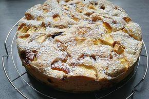 slipper cake   - Kuchen - Grandma's slipper cake   - Kuchen -