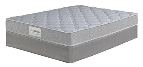 Ashley Furniture Signature Design Sierra Sleep Silver Ltd Firm Tight Top Mattress