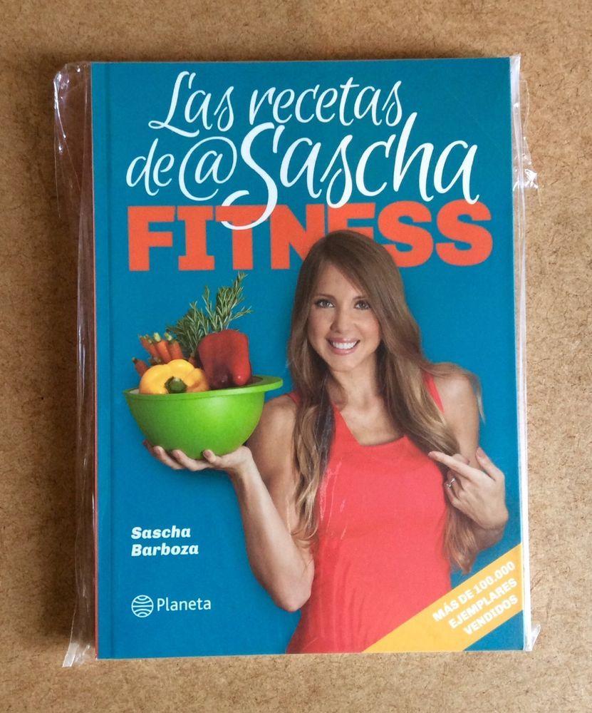 Las recetas de sascha fitness isbn 9789802714537 sascha