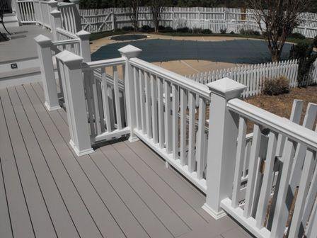 Best Trex Deck Herdon Va With Images Staining Deck Deck 400 x 300