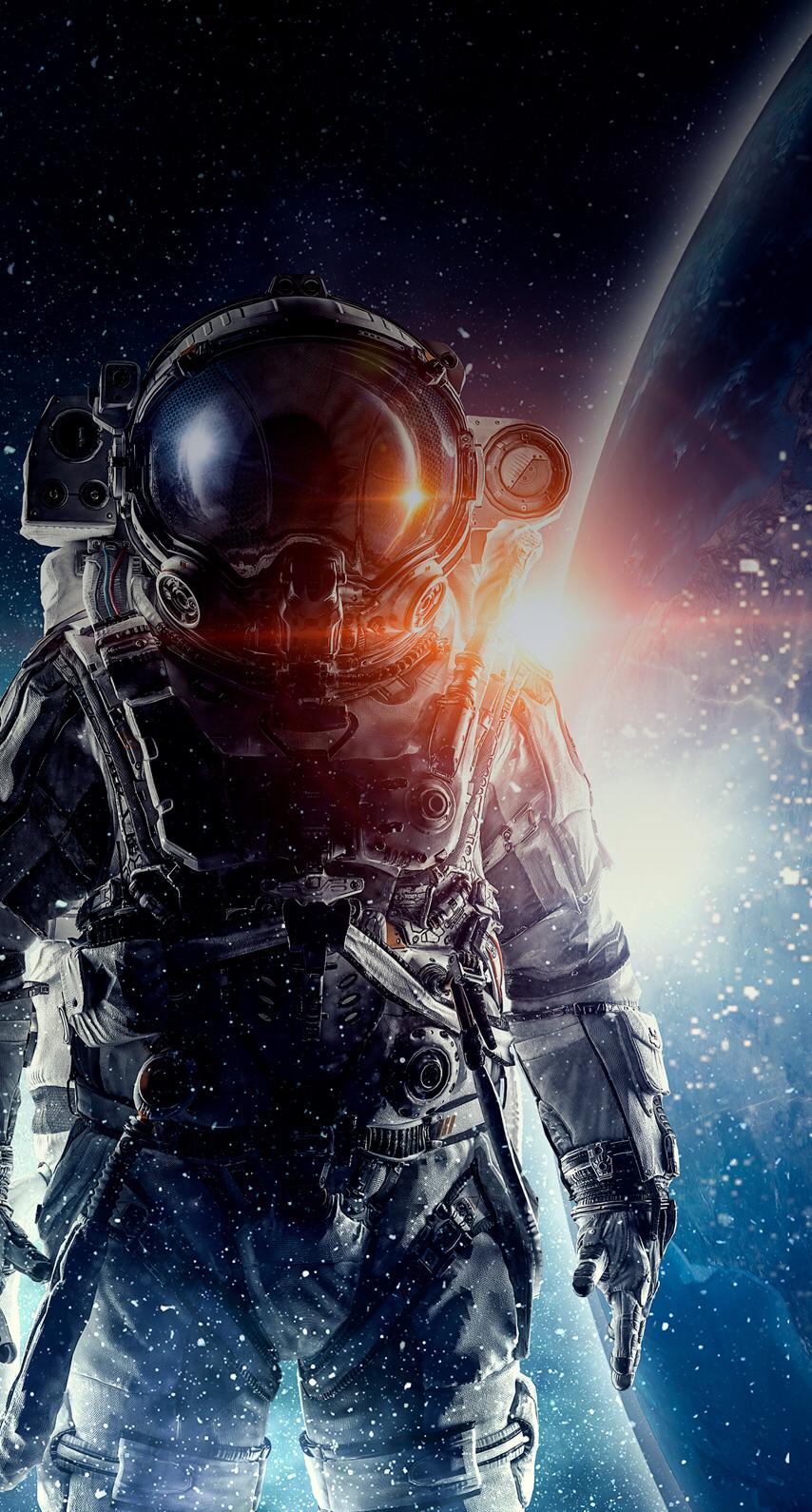 This Photo Of The Astronaut In Space Looks Amazing Desenho De Astronauta Papel De Parede De Astronauta Ilustracao Do Espaco