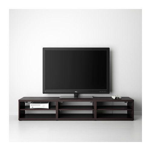 BESTÅ TV Unit   Black Brown   IKEA