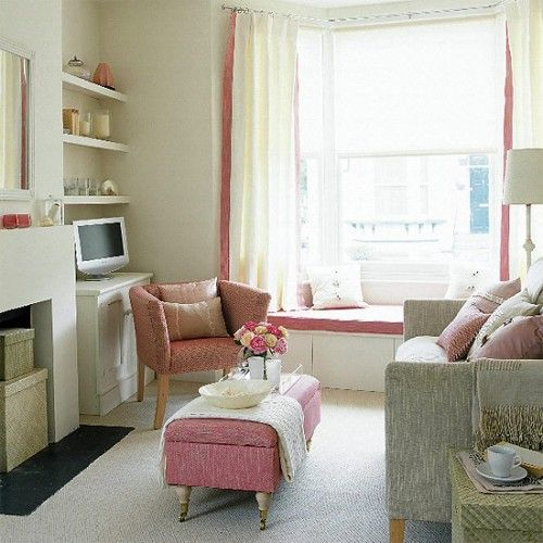 Dicas de decora o para salas pequenas salas de estar - Salas de estar pequenas ...