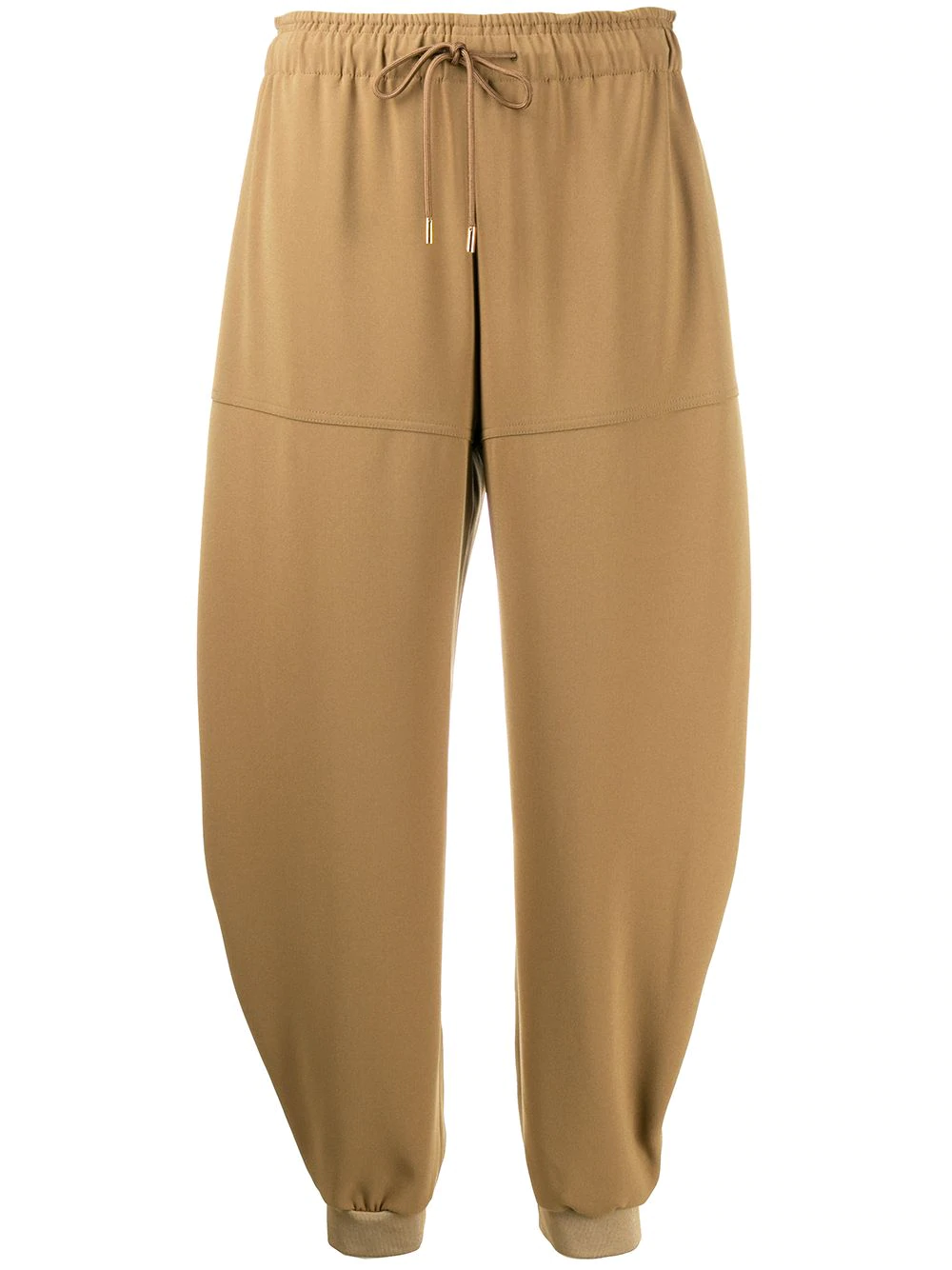 Chloe Pantalones De Chandal Anchos Farfetch En 2020 Pantalones De Chandal Pantalones Anchos De Vestir Pantalones