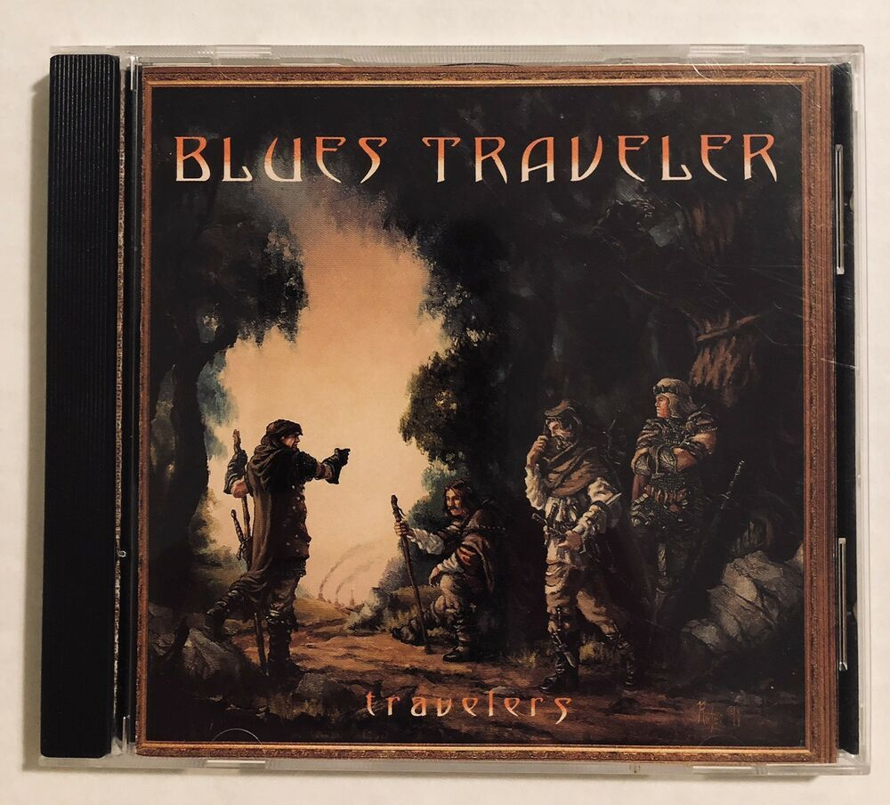 Blues Traveler Travelers Thieves A M Records 75021 5373 2 Club Edition Ebay Blues Traveler A M Records The Cranberries Dreams