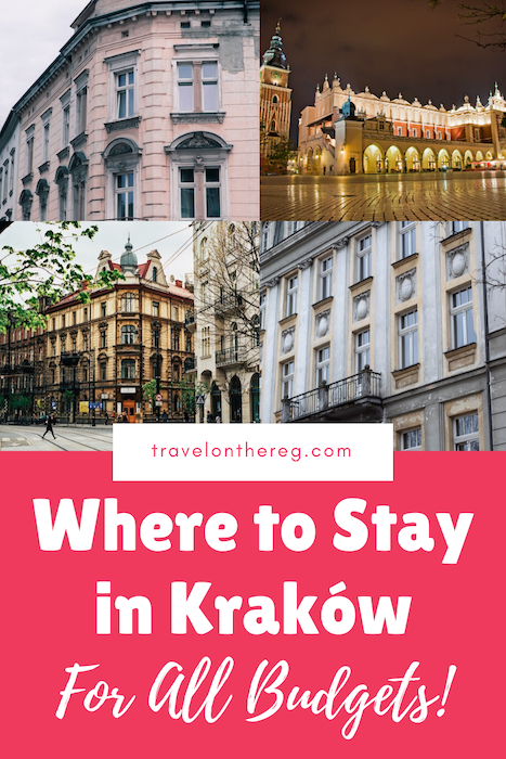 A visit to Kraków is a trip to quintessential Poland, and whether you're staying in the city or plotting some day trips while you're there, you'll find plenty of wonderful places to lay your head at the end of a busy day. Check out the best hotels in Kraków for your next visit! #krakow #krakowpoland #poland #krakowwheretostay #krakowhotels
