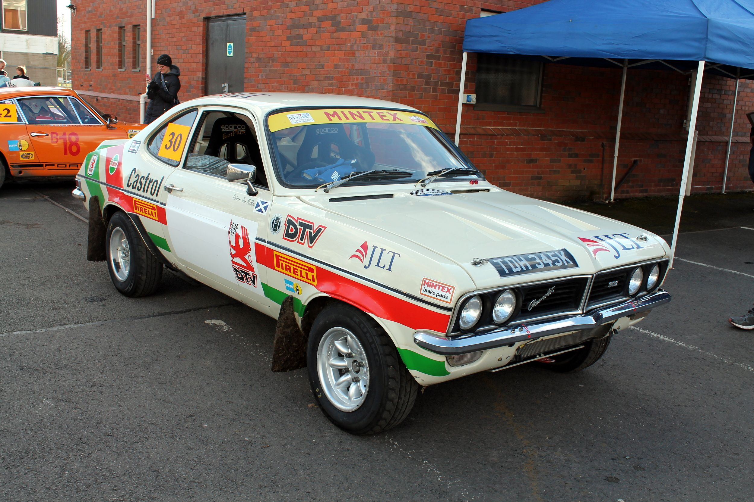 Vauxhall Firenza V8 Rally Car | Classic Cars | Pinterest | Rally car ...