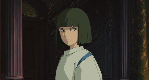 Spirited Away (2001) 1080p ในปี 2020 ศิลปะอะนิเมะ, อะนิเมะ
