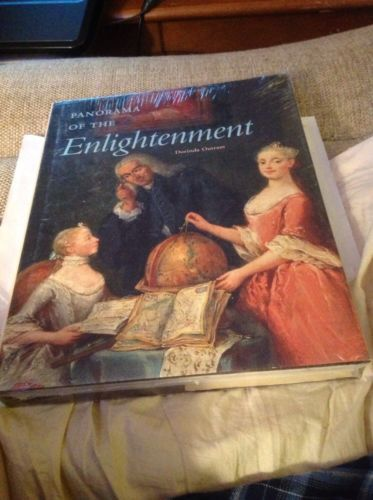 NEW-AND-SHRINK-WRAPPED-Panorama-of-the-Enlightenment-by-Outram-Dorinda #ebay #book #enlightenment #kenblackcat