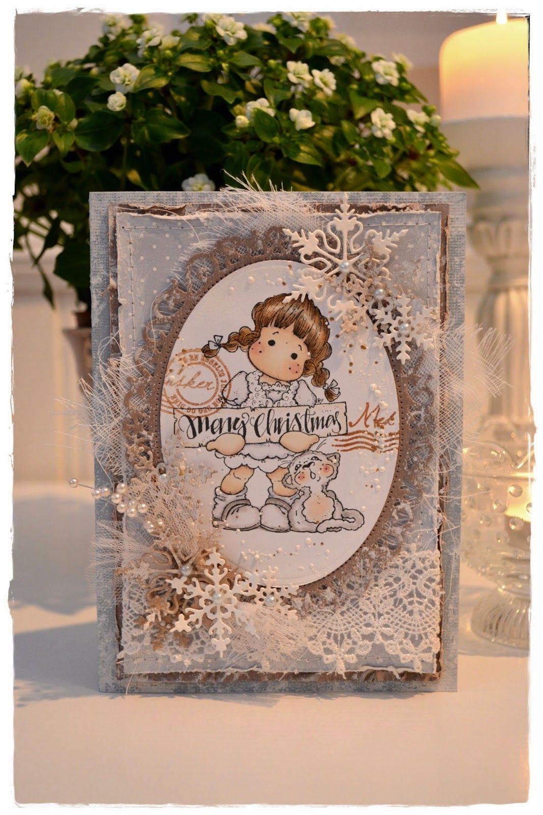 Gro's kort og sånnt: Julekort