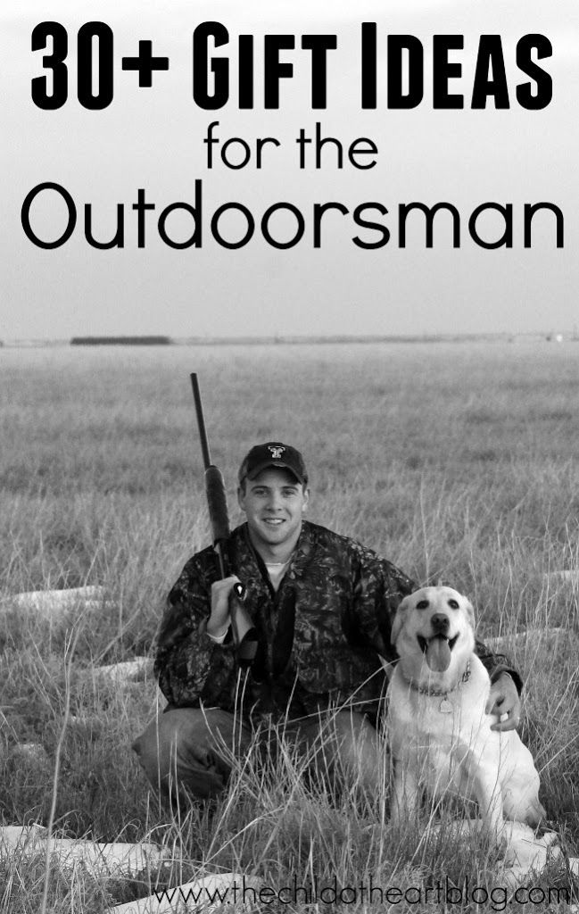 Christmas Gift Ideas For Outdoorsmen Part - 19: Gift Ideas For Men Who Love To Hunt