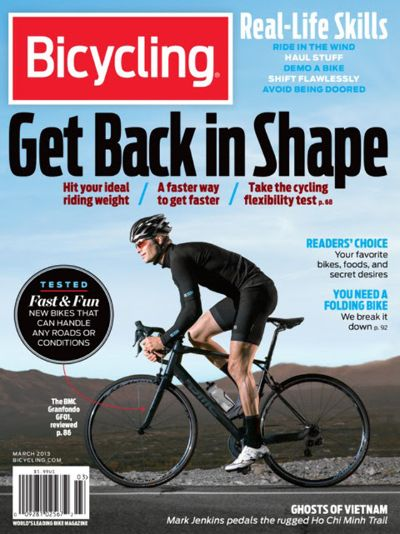 Bicycling Magazine To Bauer And Drinking Meyer Lemonade