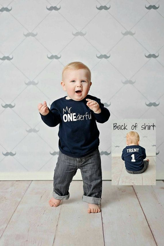 When It Comes To Celebrating A 1st Birthday Plain Ol Shirt Will Never Do This Design Was Inspired By Special Request From Customer