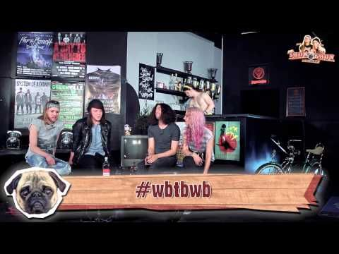 Schamloses Produktplacement! THE SHOW SHOW - Folge 1 mit WBTBWB, Killswitch Engage & The Dillinger Escape Plan - YouTube
