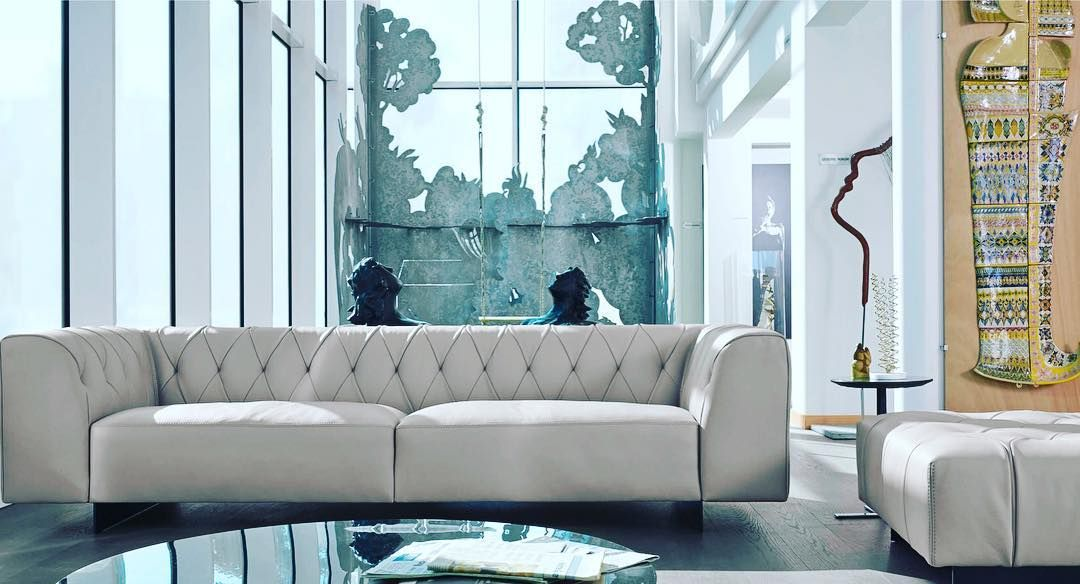 The New Marlon Sofa   A Fit For Any Living Space. #gamma #casarredo