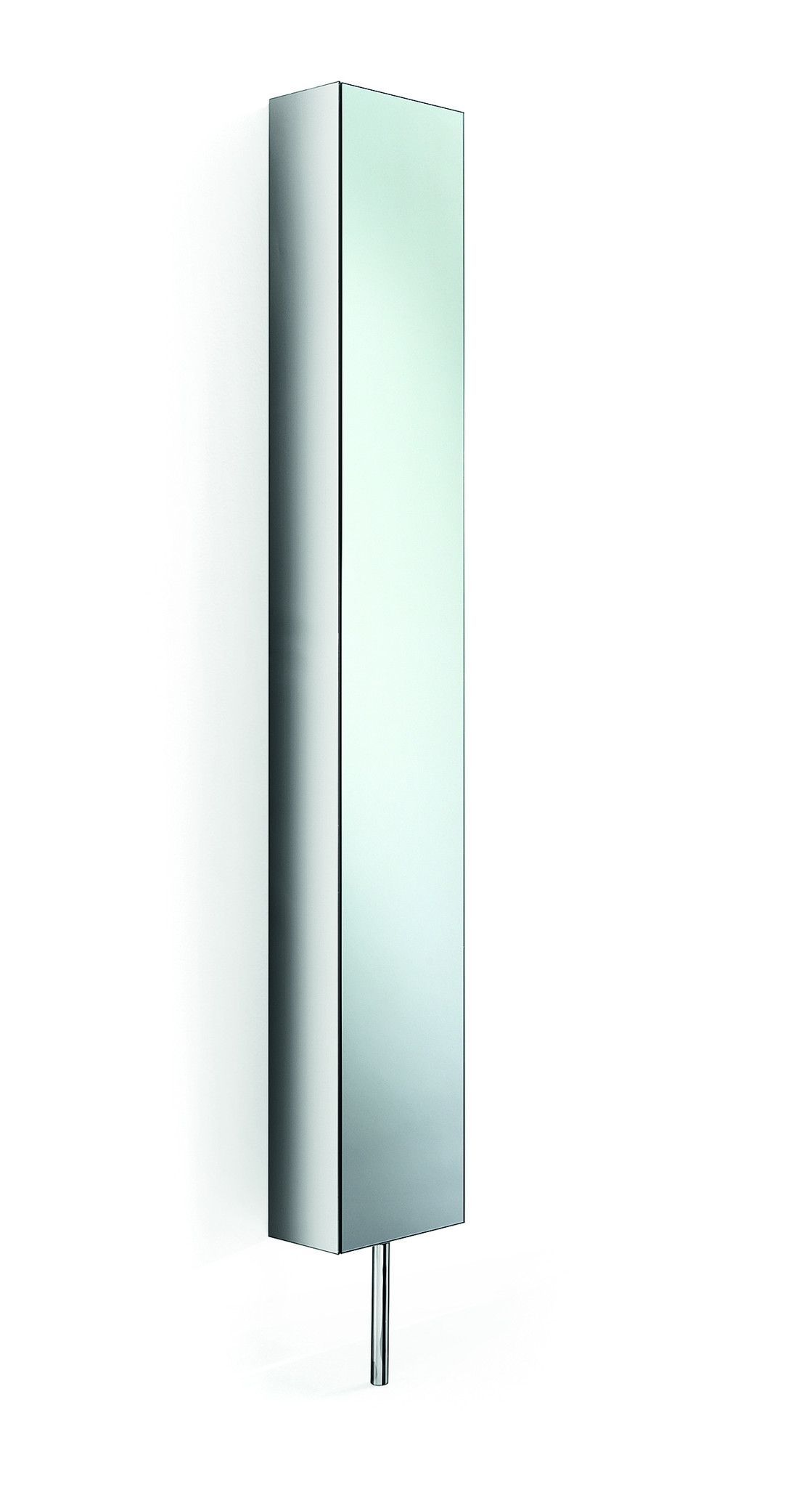 Tall Bathroom Cabinet With Mirror Linea Pika Tower 360 Degree Rotating Floor Cabinet With Full