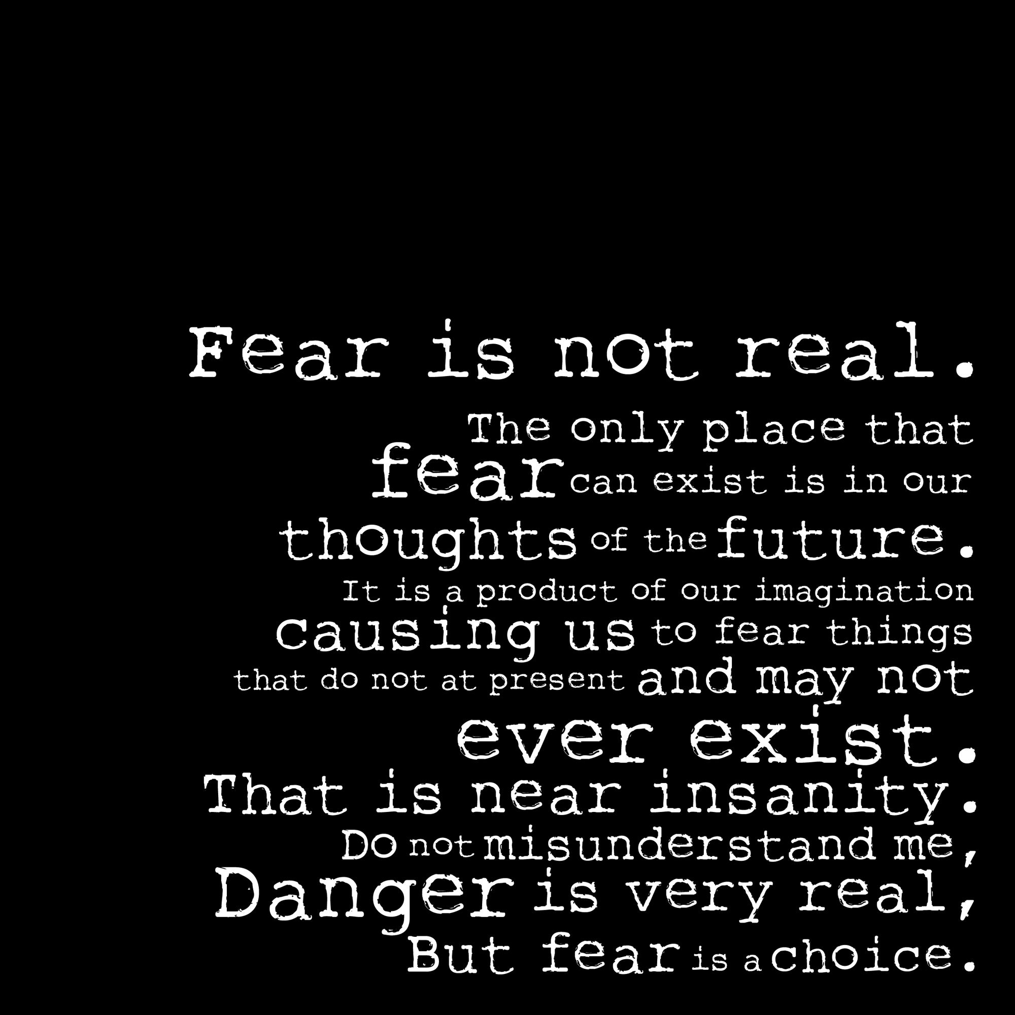 Will Smith Quotes On Fear After Earth Quote Will Smith Quotes On