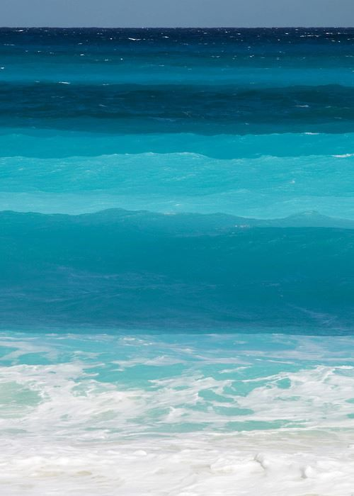 going for a swim #ocean #sea