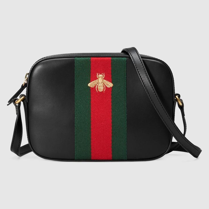 f37b9997b0670 Gucci Women - Leather shoulder bag - 412008CVLBT1079 - Sale! Up to 75% OFF!  Shop at Stylizio for women s and men s designer handbags