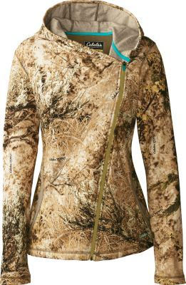 756e0d5765f76 Cabela's OutfitHER - Have this jacket, and I wear it all the time! Super  comfortable...so cute! And it's asymmetrical! :) - Rachel