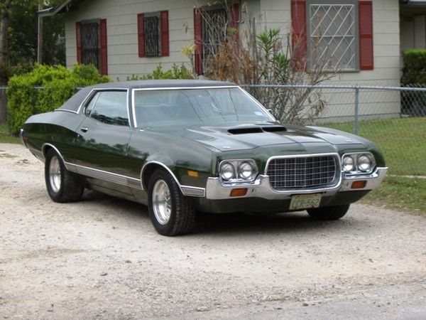 Ford Gran Torino Muscle Cars Classic Cars Muscle Old Muscle Cars