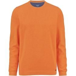 Photo of Olymp Strick Pullover, moderne Passform, Hellorange, L Olympolymp
