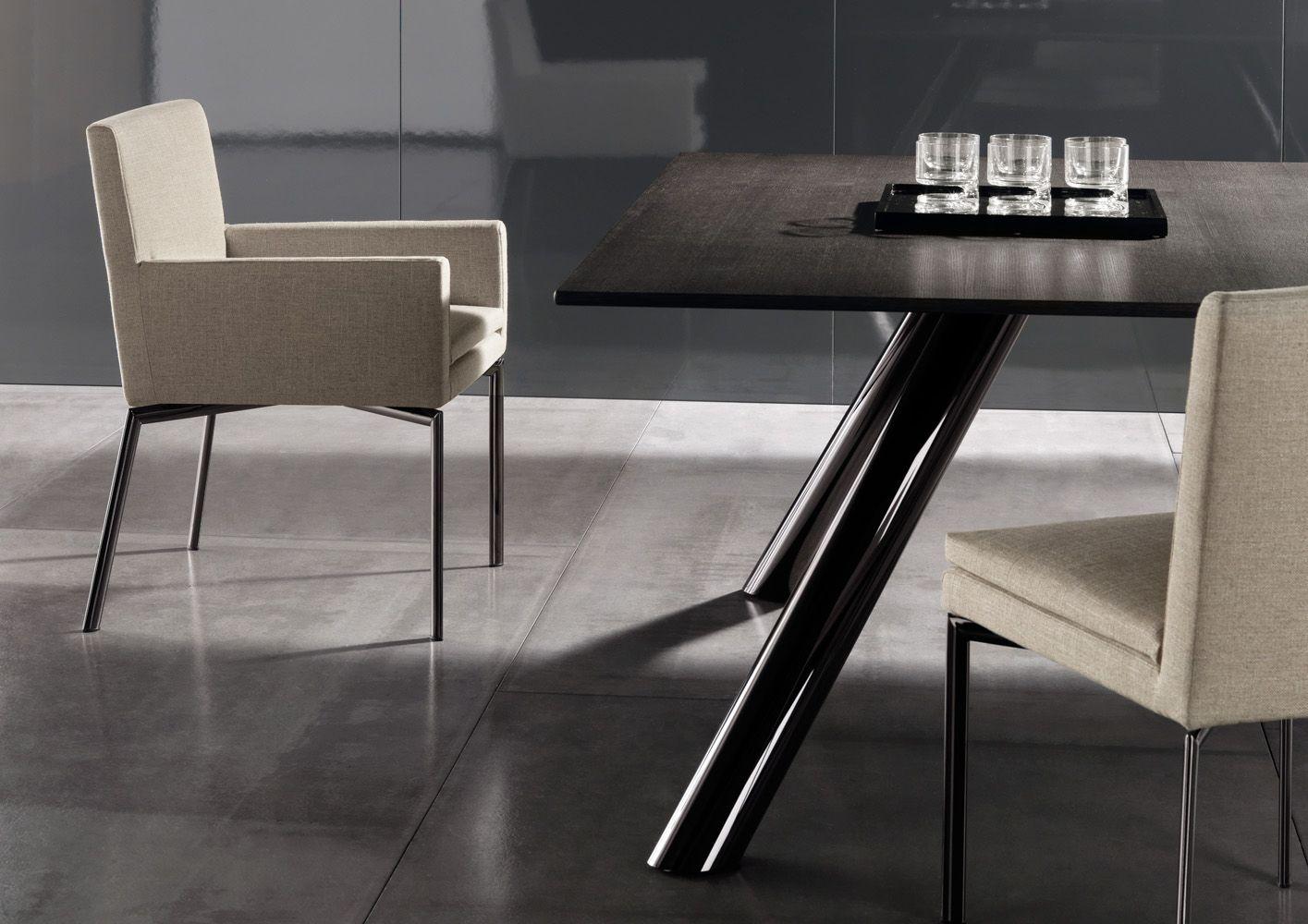Minotti Manet Chairs