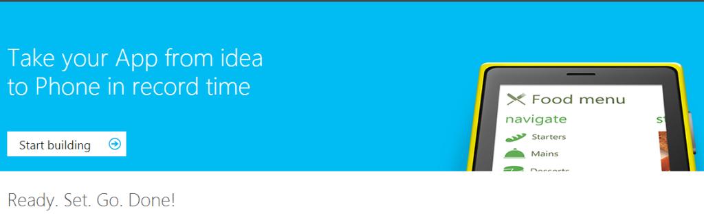 Create Windows Phone Apps With MicroSoft's New Windows Phone