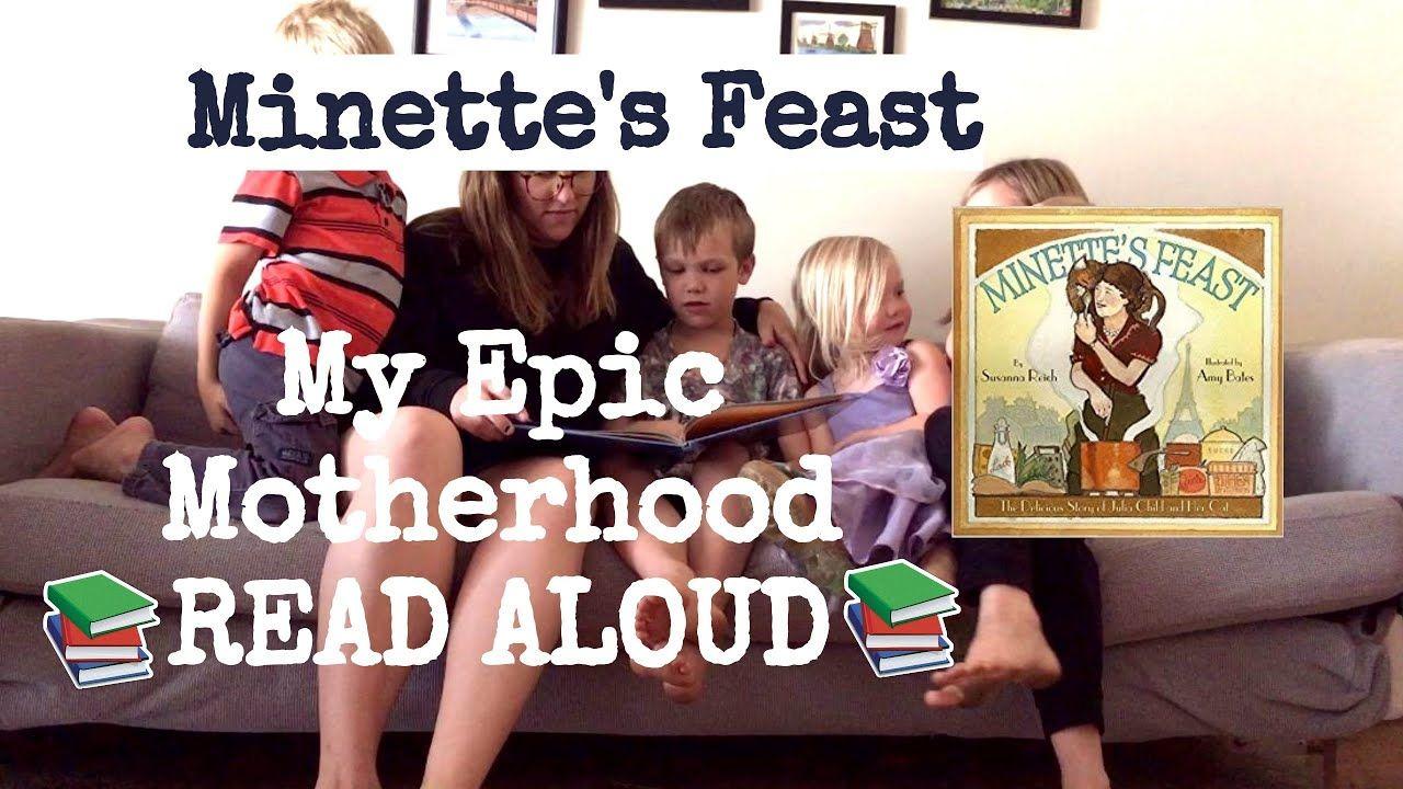 Feast susanna reich read aloud read