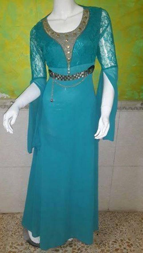 bbb21433b صور فساتين البيت الجزائرية 2016 الصيفية   Things to Wear   Dresses ...