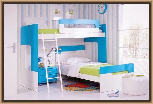 Imagenes de camas dobles para ninos dise o interiores for Camas dobles para ninos baratas