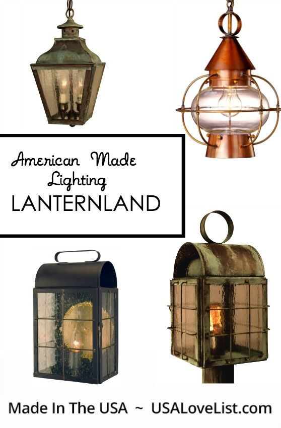 Giveaway american made lighting by lanternland outdoor lighting lanternland american made lighting indoor lighting outdoor lighting aloadofball Choice Image
