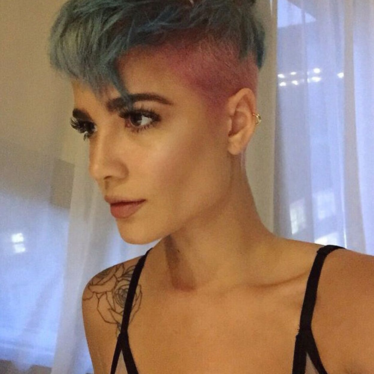 Pinterest nuggwifee halsey pinterest halsey icons and