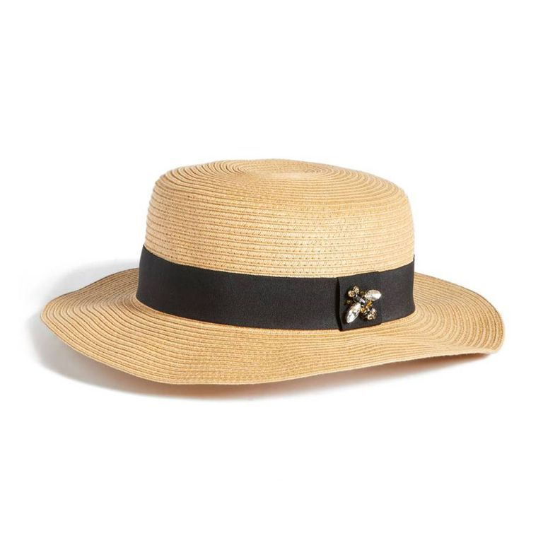 6e1d93f832df5 11 Cute Sun Hats for Women in 2018 - Straw Beach Hats for Summer