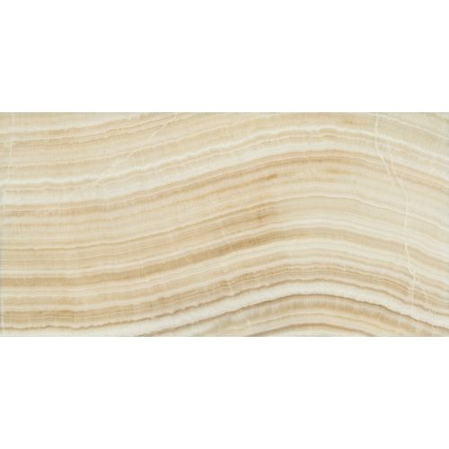 Vanilla Onyx Polished Field Tile Portola Valley