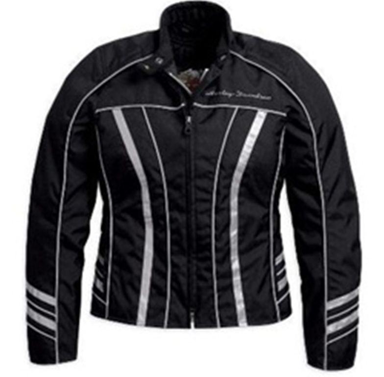 Harley Davidson Women S Illumination 360 Functional Jacket 98312 11vw Functional Jackets Harley Davidson Women Sleeveless Denim Jackets