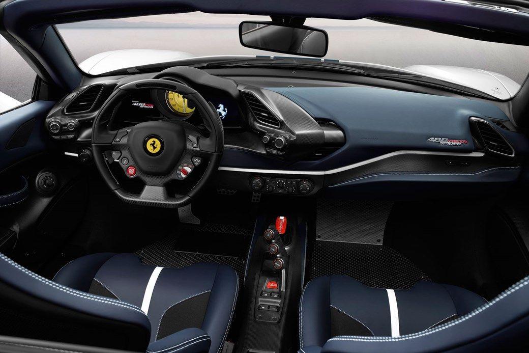 488 Pista Spider Interior Ferrari 488 Ferrari Ferrari 458
