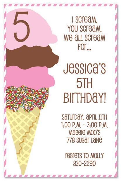 Beach Themed Birthday Party Invitations My Birthday Pinterest