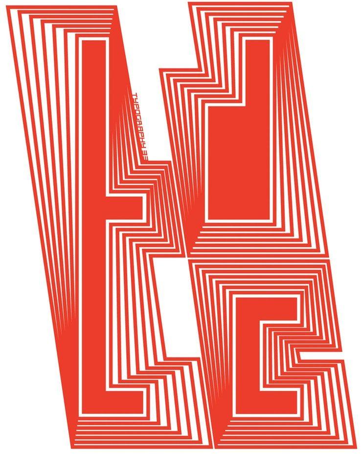 Pin by 尼斯 古 on Idea Geometry Paula scher, Pentagram