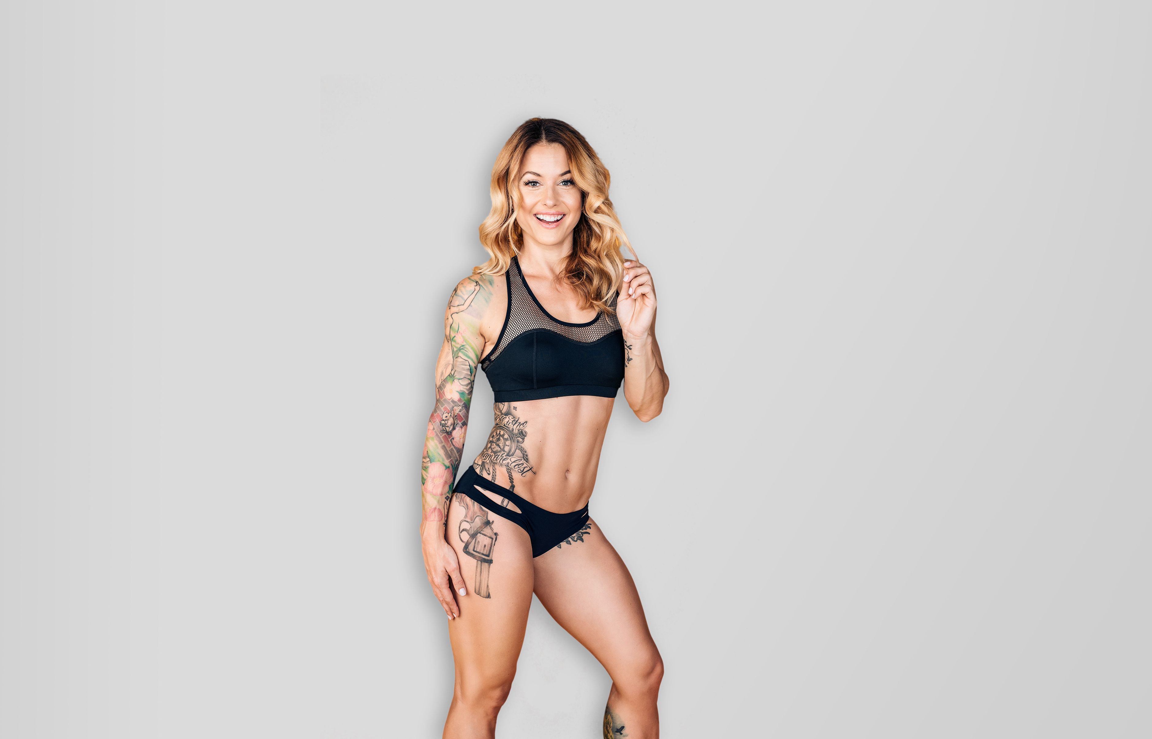 Christmas Abbot.Christmas Abbott 90 Day Workout Challenge Get The Best Body