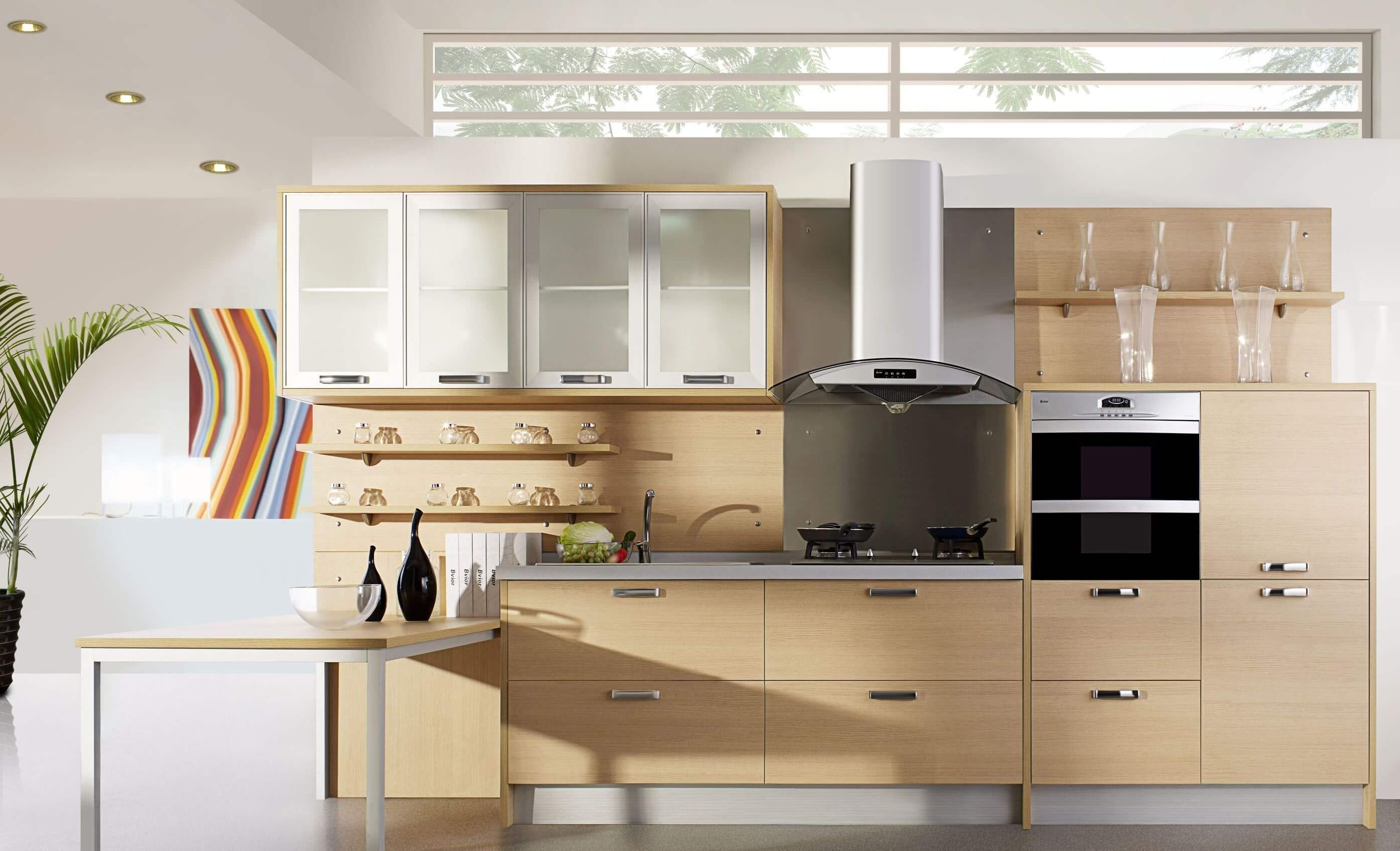 55+ Modular Kitchen Design Ideas For Indian Homes in 2020 ...