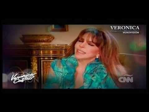 Verónica Castro: Promocional Entrevista con Cala (2da parte)