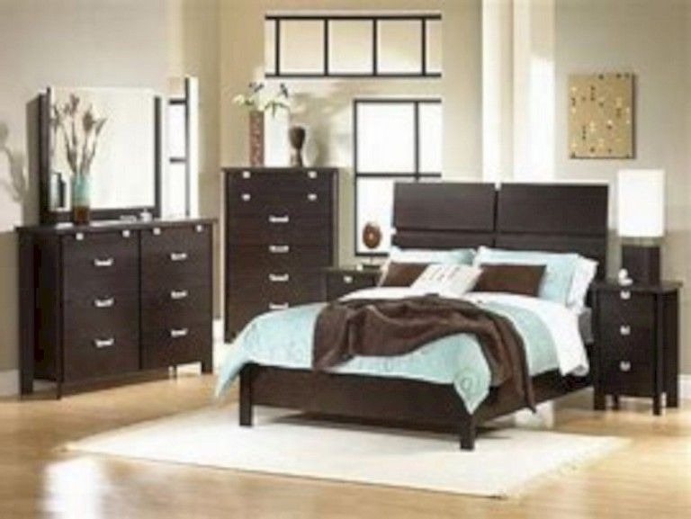 42 Cool And Colorful Modern Bedroom Color Schemes Ideas This Year Cheap Bedroom Furniture Modern Bedroom Colors Bedroom Color Schemes