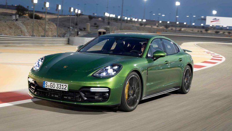 2019 Porsche Panamera GTS track and road review Porsche