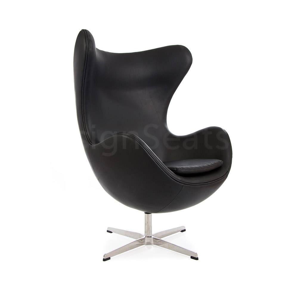 De Egg Chair replica design fauteuil naar het ontwerp van