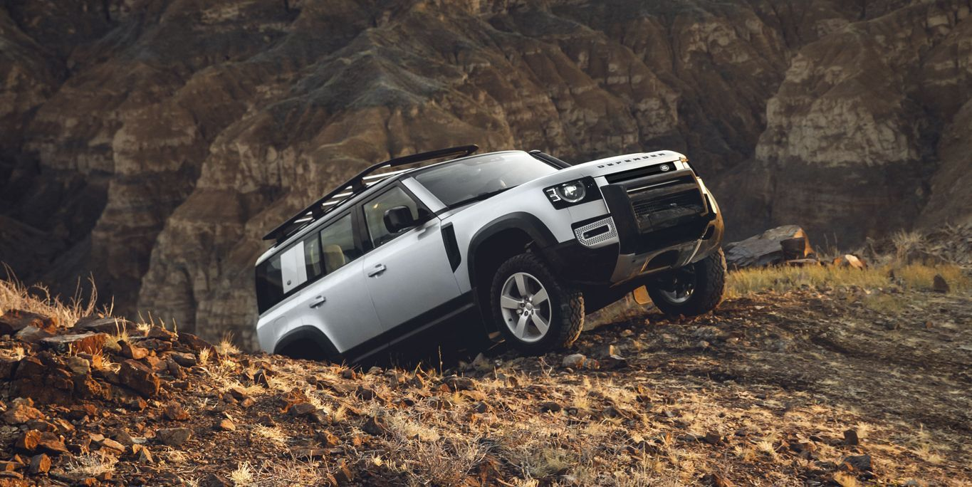 2020 Land Rover Defender Will Support Over The Air Updates Land Rover Defender Land Rover New Cars
